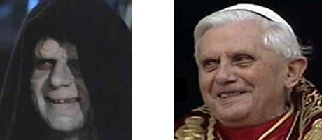Razinger und der Imperator