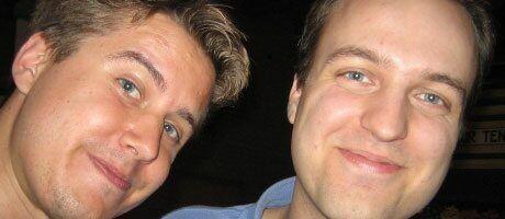 Marc Tönsing (links) und Julian Schwarze (rechts)