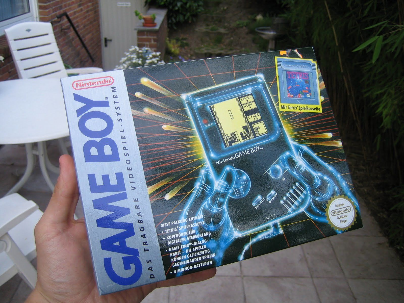 Alter GameBoy