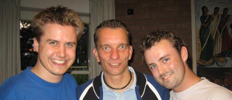 Marc Tönsing, Bastian Sick und Fabian Hemmert
