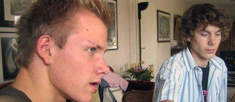 Christopher und Frederic werden 21