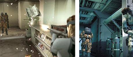 Metal Gear Solid 2 - Gottgeschenk aus Japan.