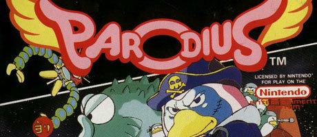 Parodius hatte ein paar wirklich schöne Melodien.