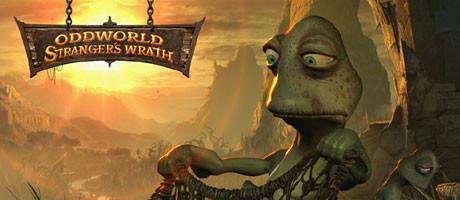»Abgefahren« hat seit dem Spiel Stranger's Wrath eine neue Bedeutung bekommen.