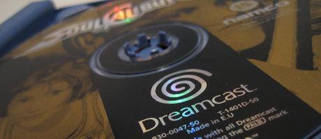 Namcos Soul Calibur GD-ROM. Ein Meisterwerk.