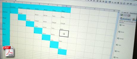 Das ausgeklügelte Wettkampfsystem. Klick zum PDF-Download.