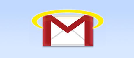 GoogleMail Heiligenschein