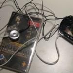 Socom als org. UMD mit Headset auf der 1.5er PSP mit DevHook 0.41d