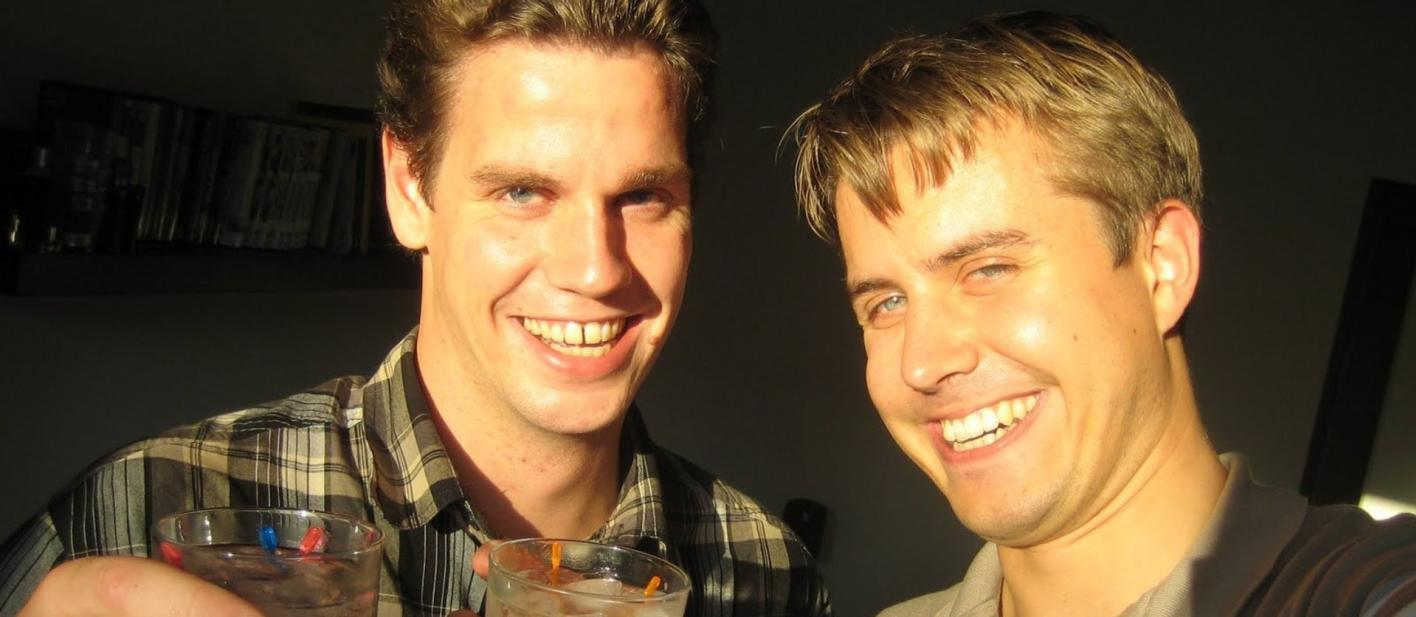 Dennis Große-Luttermann (links) und Marc Tönsing (rechts)