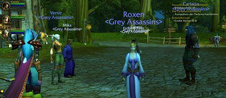 Anke in World of Warcraft