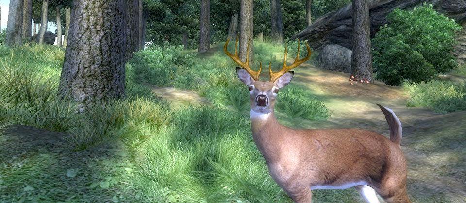 Selten wurde eine virtuelle Welt so naturalistisch in einem Spiel abgebildet