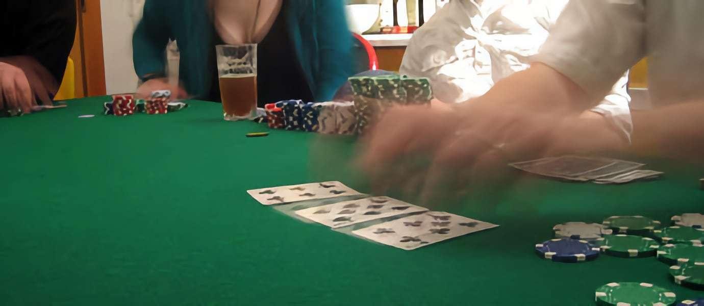 Ja/Nein-Entscheidungen prägen das Spielprinzip von Texas Hold'em