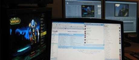 Der World of Warcraft Account von Philipp