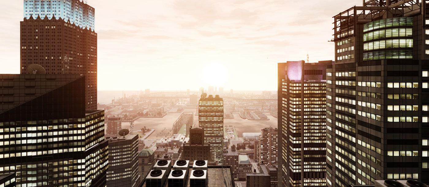 Grand Theft Auto 4 - Liberty City - Deadendthrills.com