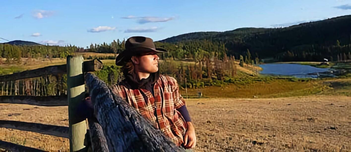 Christian Esseling der Cowboy