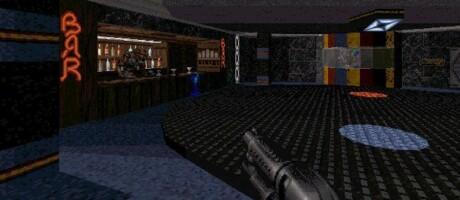 Light & Shadow - Duke Nukem Map