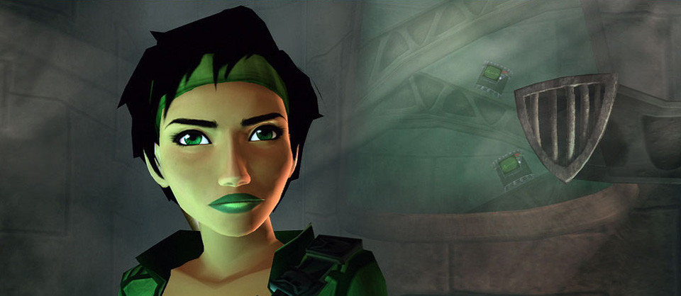 Jade von Beyond Good and Evil