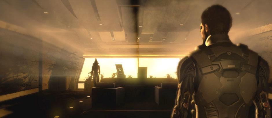 Der Style bewegt sich auf dem Niveau von Metal Gear Solid, Batman und Mass Effect