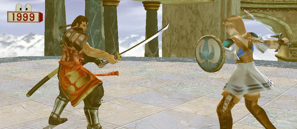 Es war einmal: Soul Calibur 1 im Jahre 1999 auf der Dreamcast