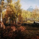 The Woods in Skyrim