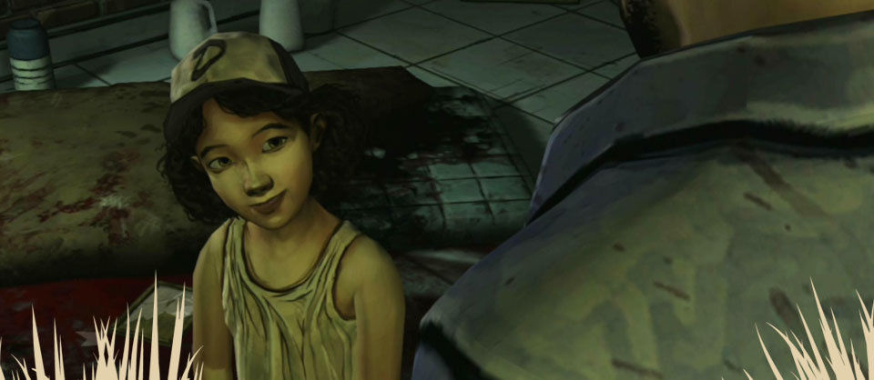 Clementine from The Walking Dead