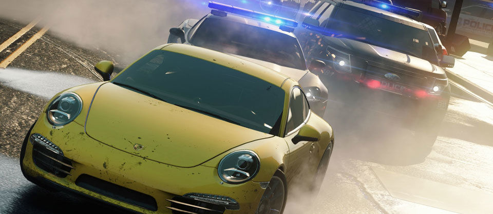 Need for Speed Most Wanted