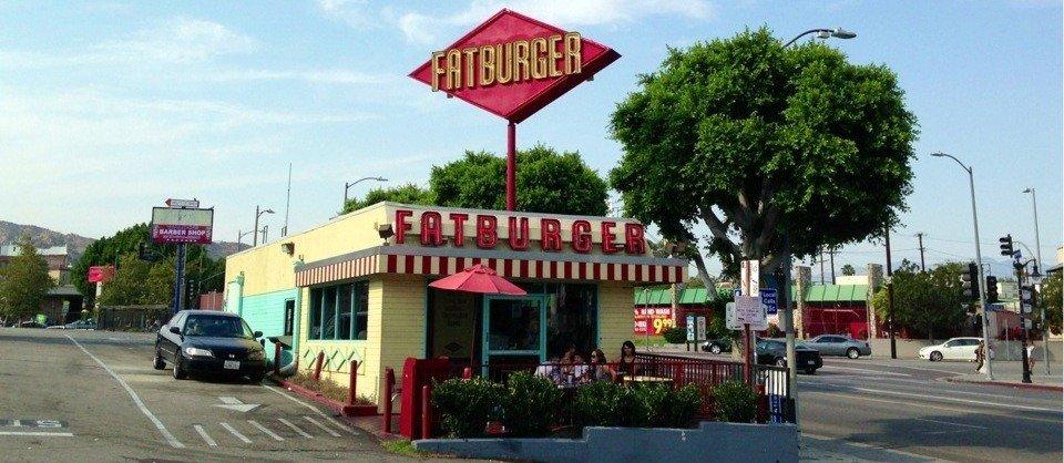 Fatburger in Los Angeles