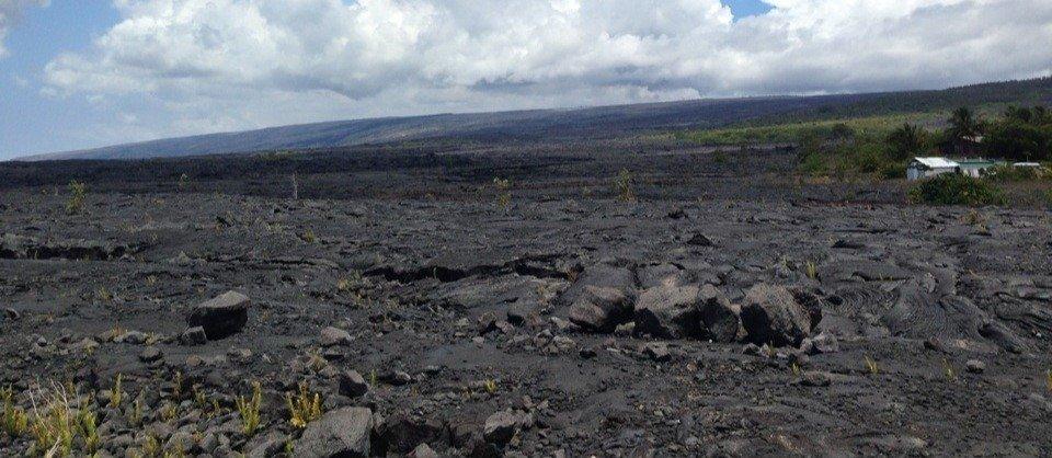 Big Island könnte auch aus dem Spiel From Dusk stammen