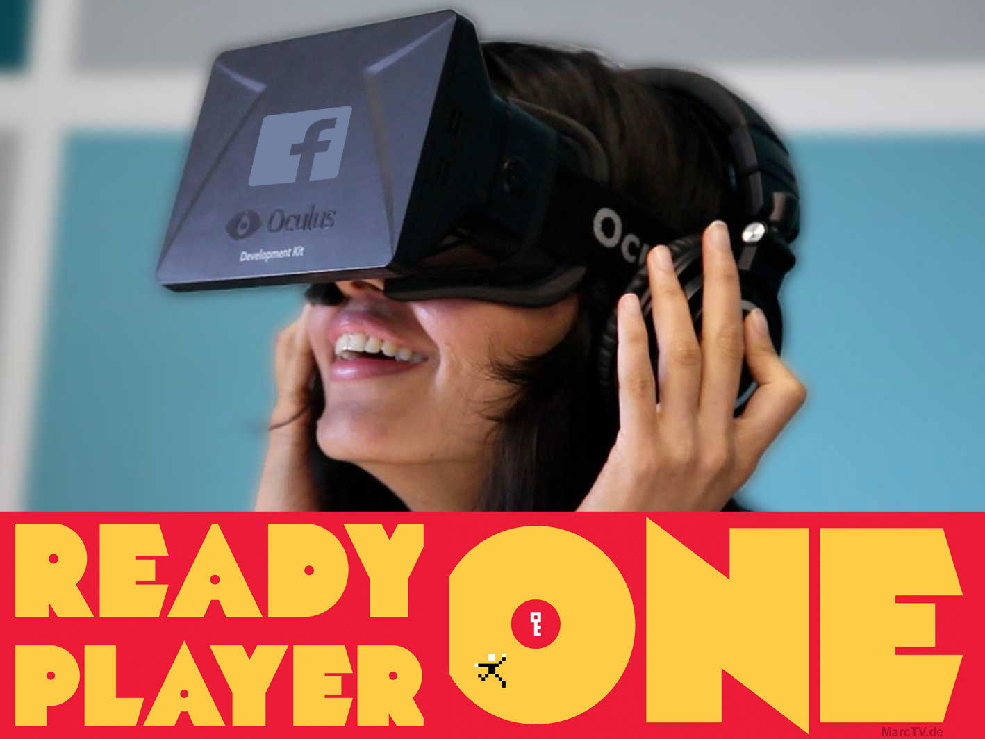 Ready Player One: Facebook Oculus Rift