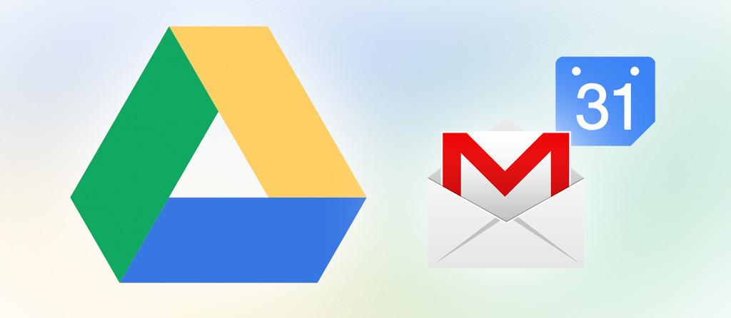 Google Drive und Mail