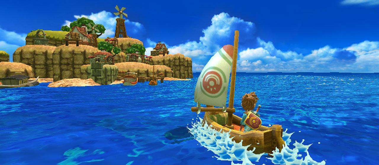 Oceanhorn sieht optisch frech so wie Zelda - The Windwaker aus