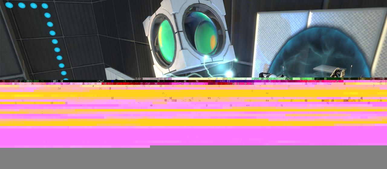 Portal 2 im Coop ist eine echte Herrausforderung