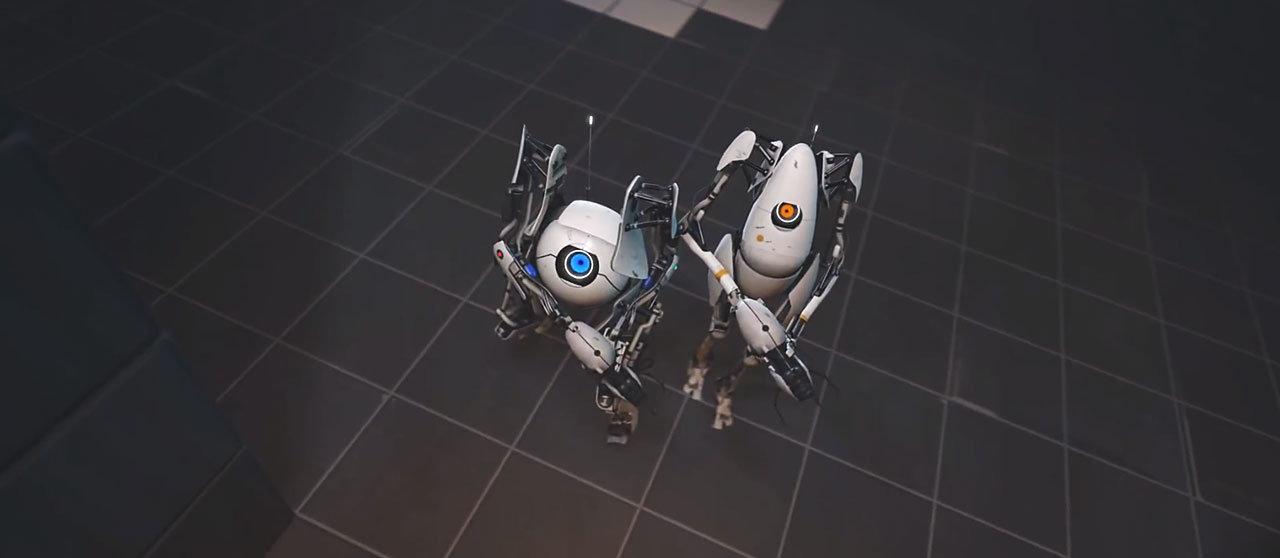 Portal 2 im Co-op