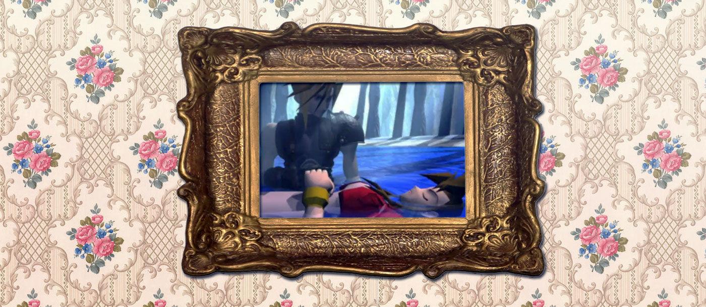 Wer erinnert sich außer dieser Szene aus den 80 Stunden FFVII an irgendwelche Höhepunkte der Story?