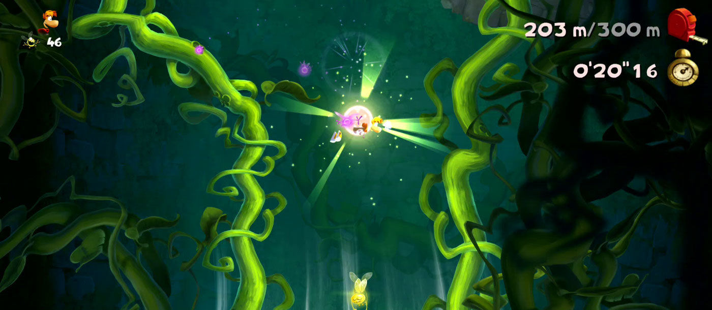 Rayman Daily Challenge