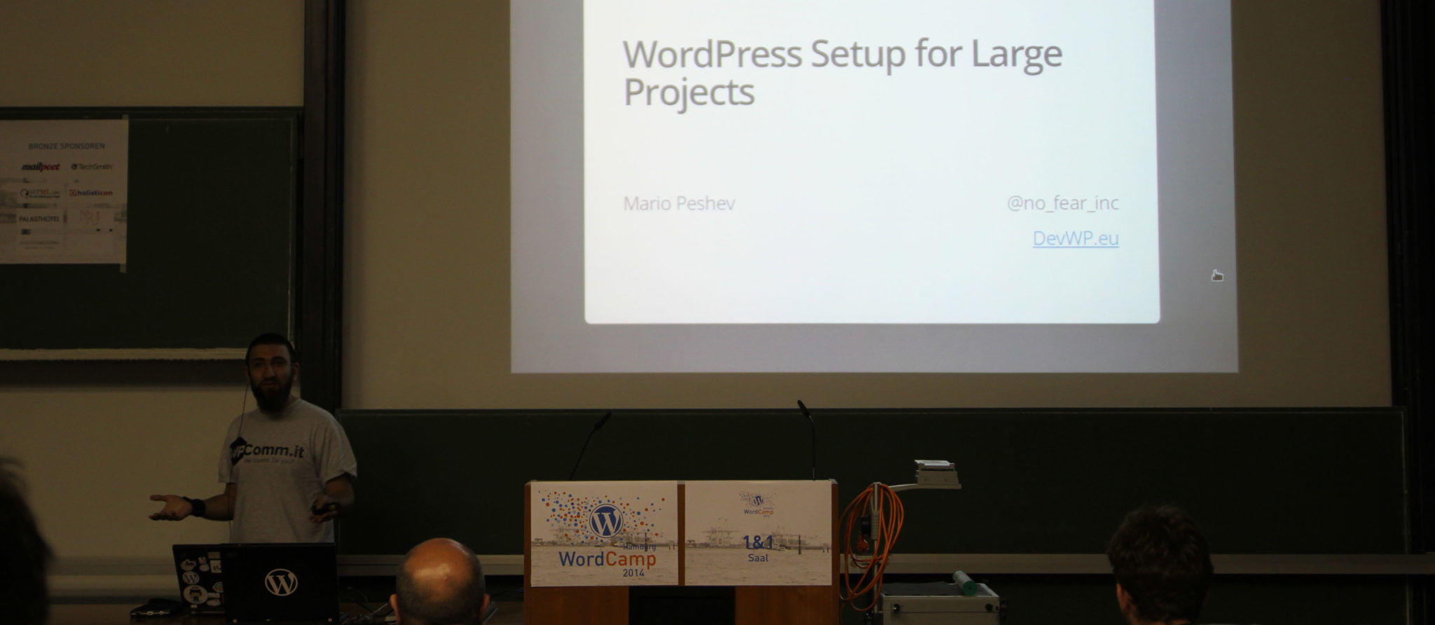 Mario Peshev - Optimize your-Wordpress Workflow