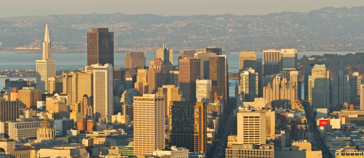San Francisco bei Tag
