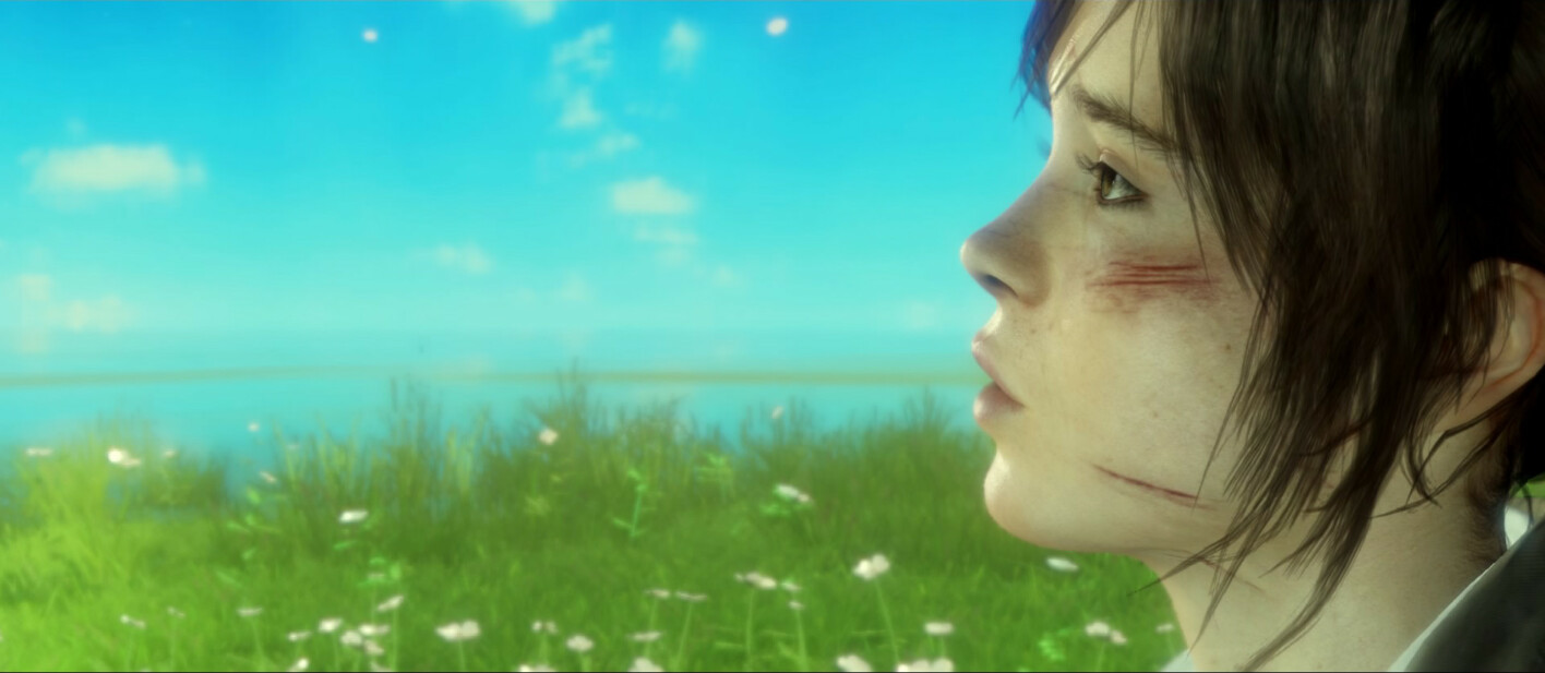 Beyond Two Souls PS4 Remake