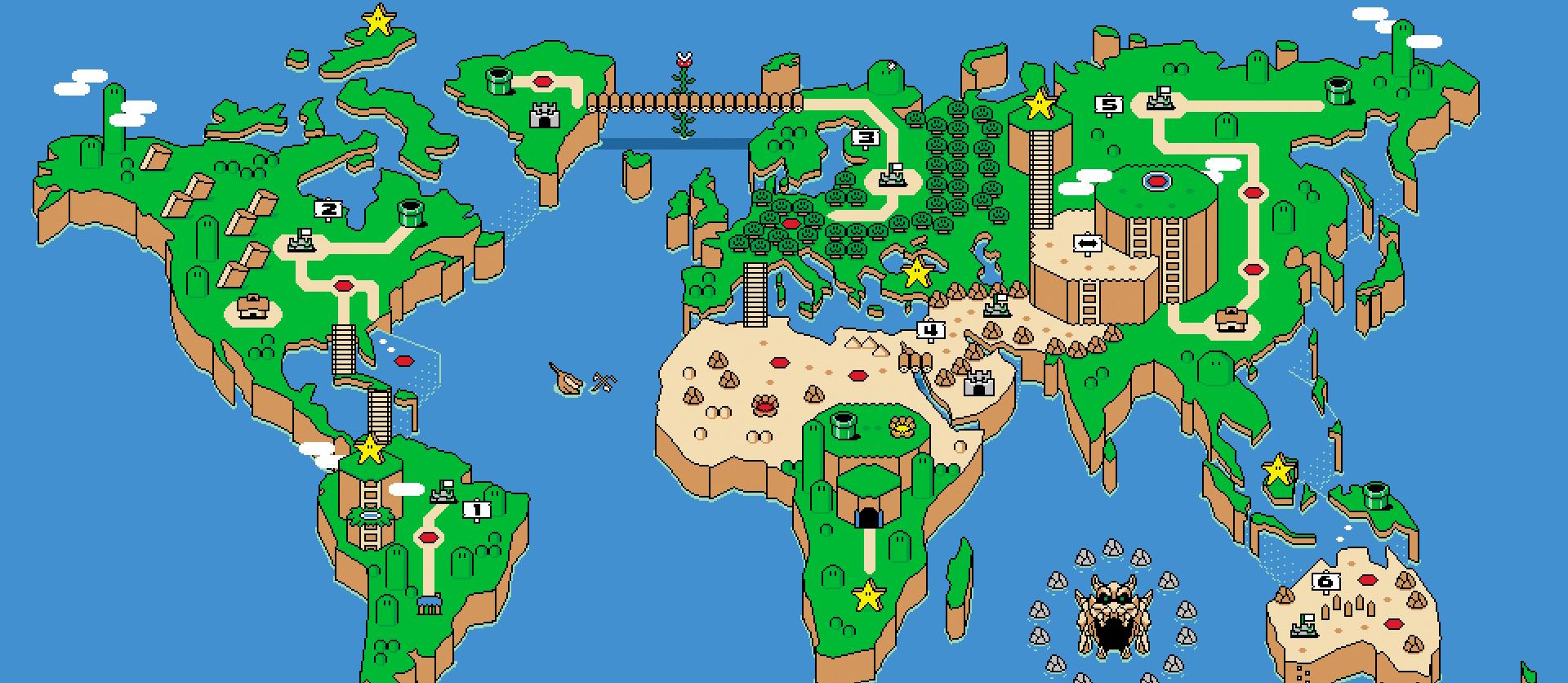 Super Mario World ist das beste Jump'n'Run der Welt