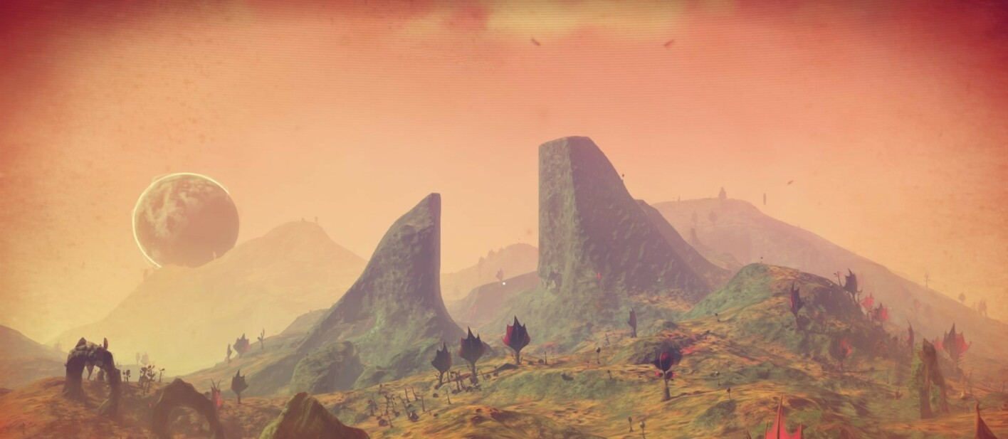 No Man's Sky PlayStation 4
