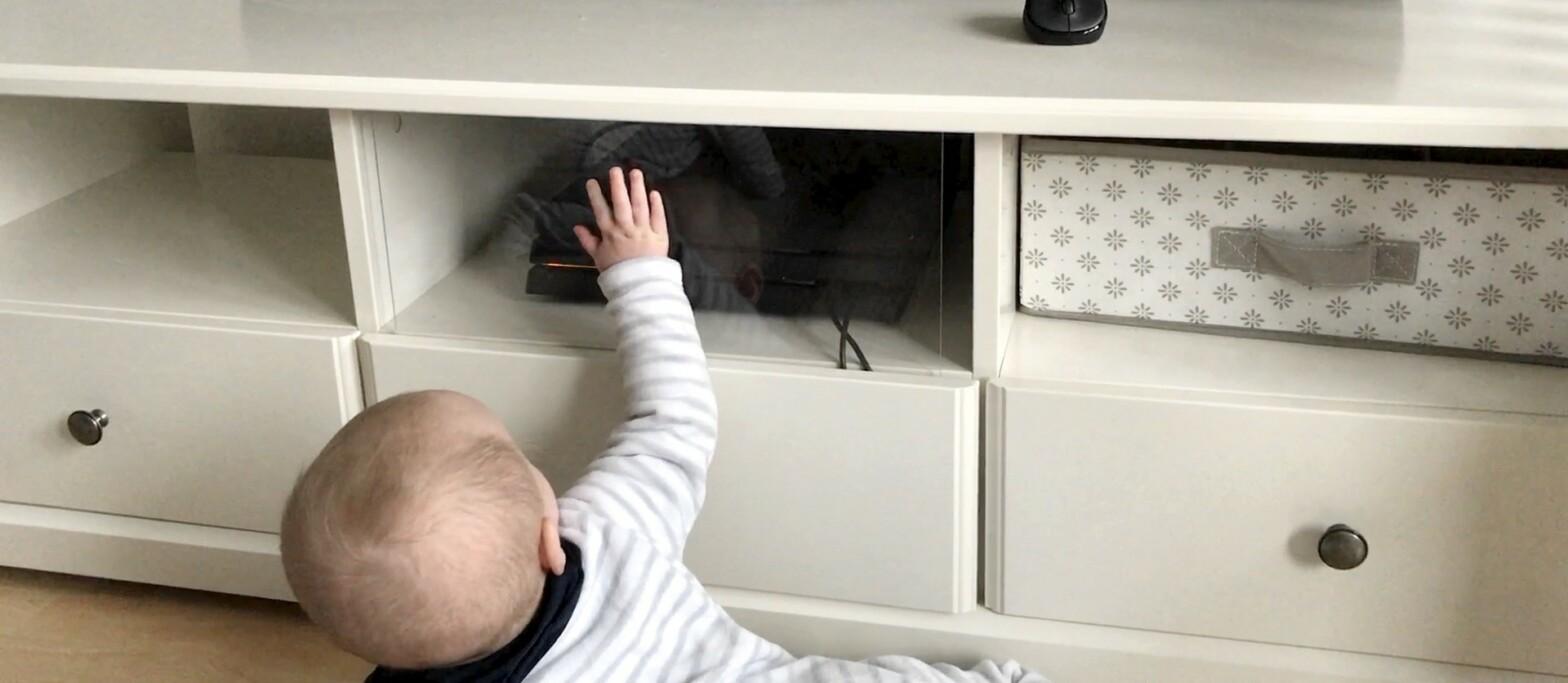 IKEA Liatorp Baby Mod
