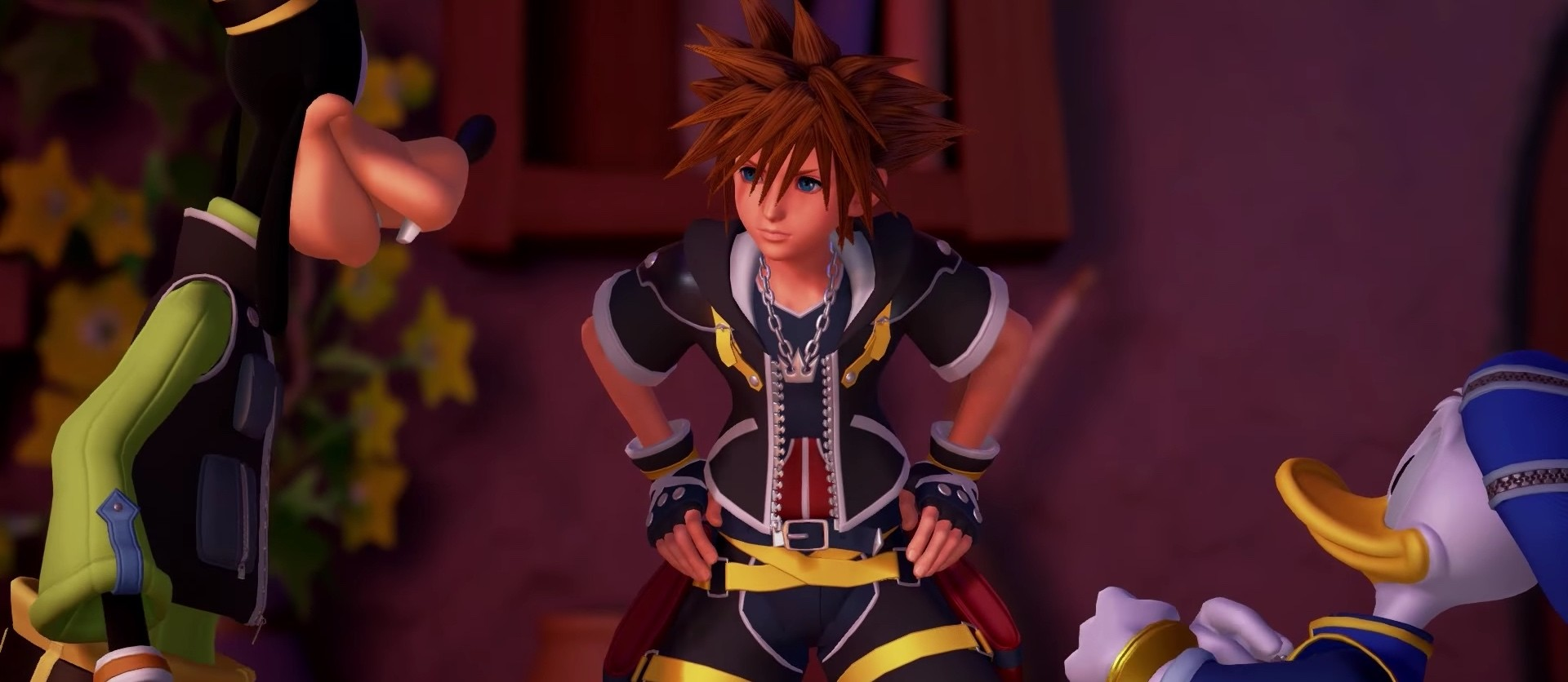 Kingdom Hearts 0.2 Birth by Sleep