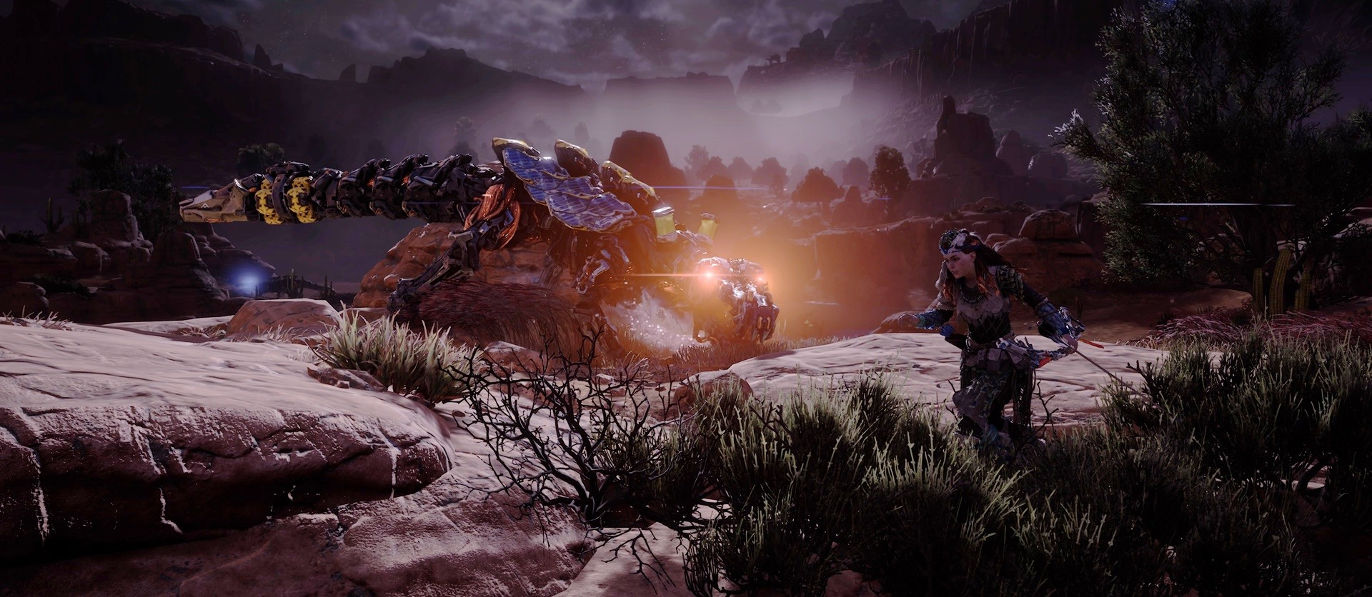 Wunscheröne Open-World in Horizon Zero Dawn