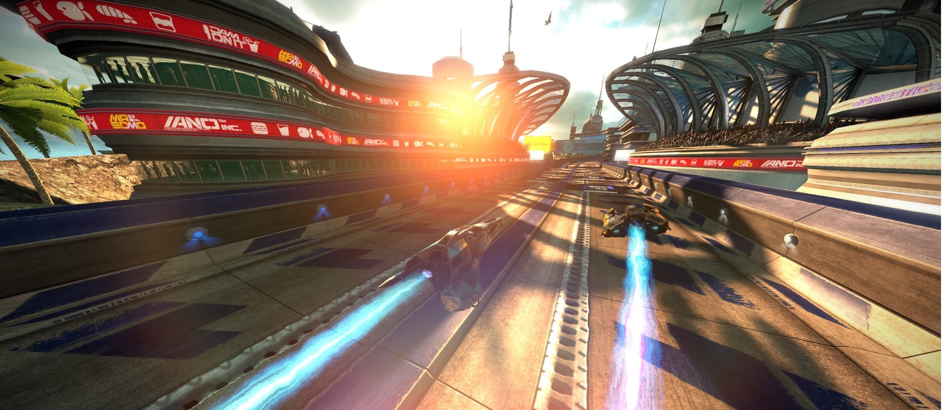 WipEout Omega PS4