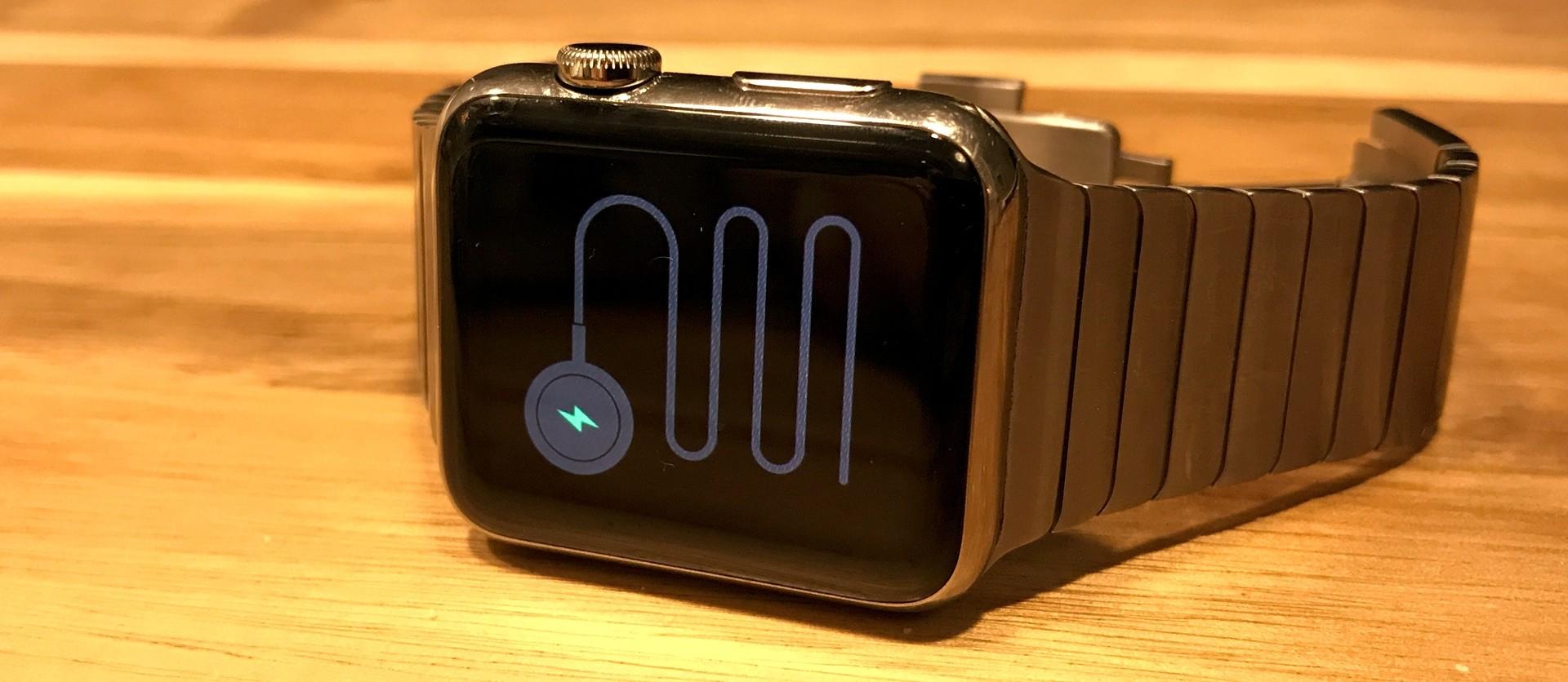 Schlange des Todes auf der Apple Watch