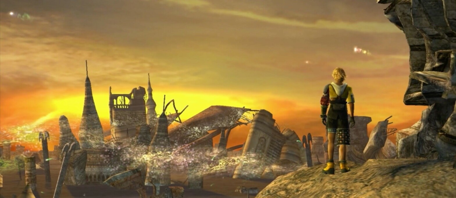 Final Fantasy X Intro