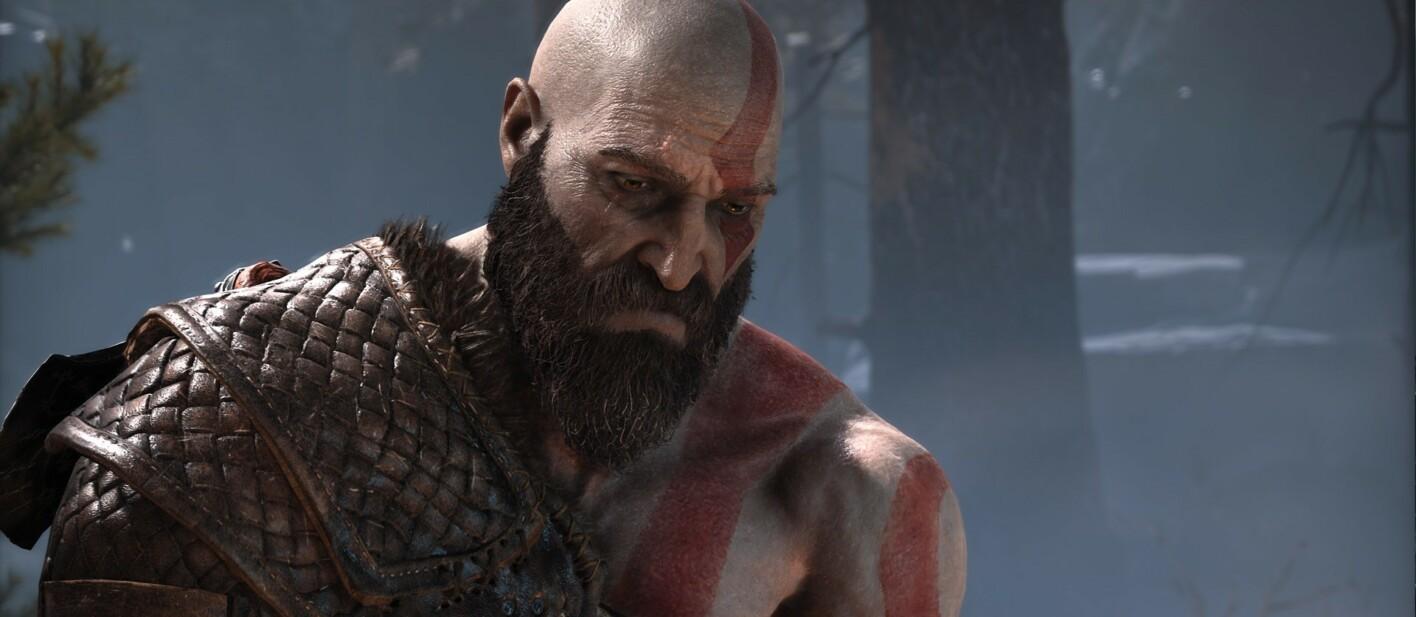 Kratos aus God of War