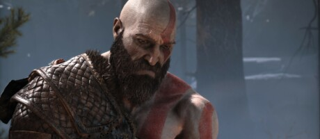 Kratos aus God of War