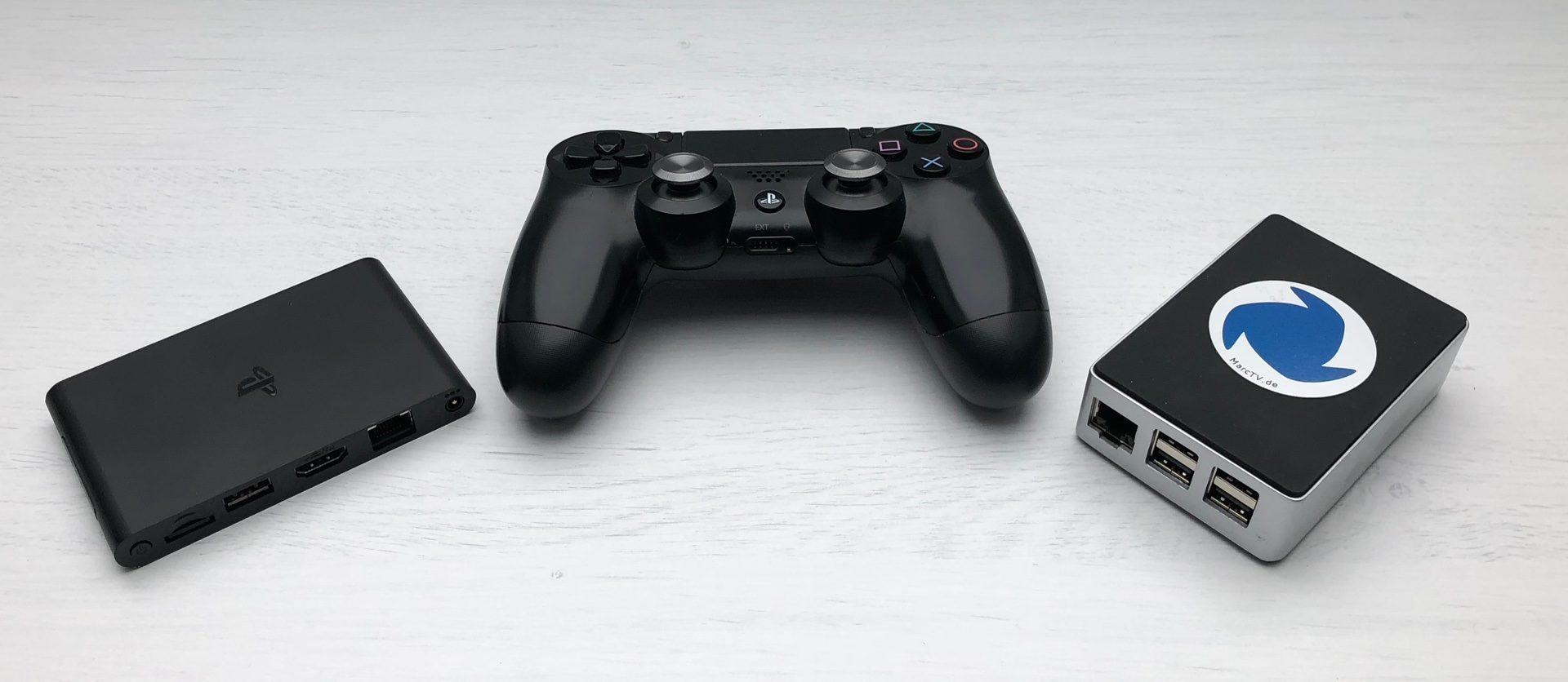 Alternativen zur PlayStation Classic: Recalbox und