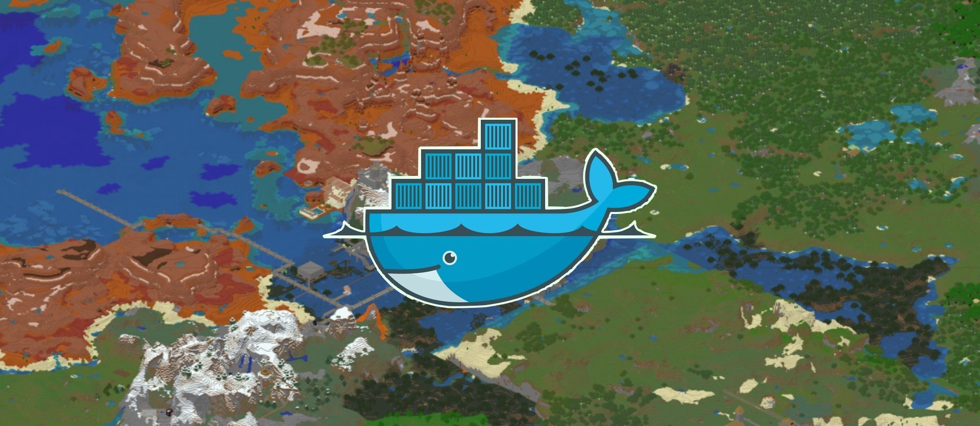 Overviewer Minecraft mit Docker und Synology
